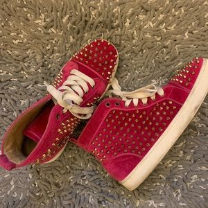 Christian Louboutin Shoes - Christian Louboutin Authentic sneakers